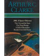 2001: A Space Odyssey / The City and the Stars / The Deep Range / A Fall of Moondust / Rendezvous With Rama - Arthur C. Clarke