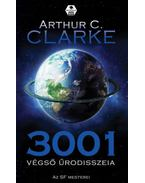 3001 végső űrodisszeia - Arthur C. Clarke
