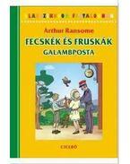 Fecskék és Fruskák 6. Galambposta - Arthur Ransome