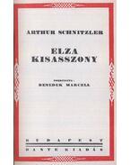 Elza kisasszony - Arthur Schnitzler