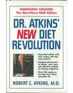 Dr. Atkins' New Diet Revolution - Atkins, Robert C.