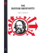 The Russian Anarchists - AVRICH, PAUL