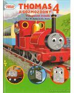 Thomas a gőzmozdony 4. - Awdry, Christopher, Awdry, W.