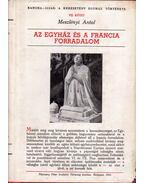Az egyház és a francia forradalom - Meszlényi Antal