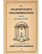 Az iparművészet Magyarországon - Nádai Pál