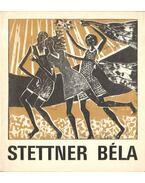 Stettner Béla grafikusművész kiállítása (dedikált) - B. Supka Magdolna