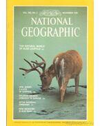 National Geographic 1981 (hiányos évfolyam) - Garrett, Wilbur E.