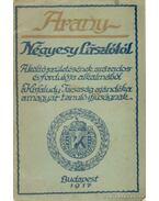 Arany Négyesy Lászlótól - Négyesy László