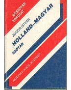 Holland-magyar szótár - Zugor István
