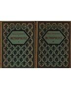 Metropolisz I-II. kötet - Harbou, Thea Von