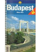 Budapest atlasz - Papp-Váry Árpád