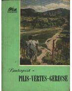 Budapest-Pilis-Vértes-Gerecse - Halász Zoltán