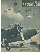 Magyar Szárnyak 1942. 1. szám január - Jánosy István