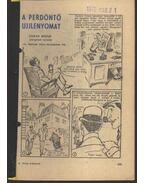 A perdöntő ujjlenyomat 1967-es évkönyvből - Doyle, Conan, Cs. Horváth Tibor