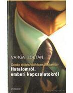 Szinén építész dühösen dobbantott - Varga Zoltán