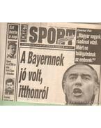 Nemzeti Sport 1994. április V. évfolyam (hiányos - Borbély Pál