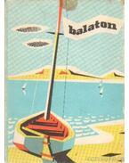 Balaton (térkép) - Radó Sándor dr.