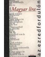 Magyar líra az ezredfordulón - Kukorelly Endre, Tőzsér Árpád, Keresztury Tibor
