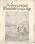Nimród Vadászujság 1928. 11. szám - Kittenberger Kálmán