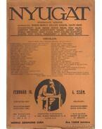Nyugat 1924. 4. szám - Ignotus