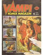 Vampi Komix magazin I. évf. 4. szám - Szántó Iván