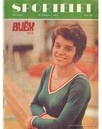Sportélet 1973. IX. évfolyam (teljes) - Pető Béla