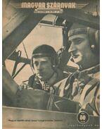 Magyar Szárnyak 1943. 19. szám október - Jánosy István