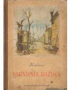 Robinsonék igazsága - Kalma, N.