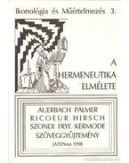 A hermeneutika elmélete - Fabiny Tibor