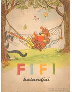 Fifi kalandjai - Zsukovszkaia, E., Asztrahan, M.