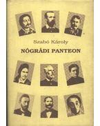 Nógrádi panteon - Szabó Károly