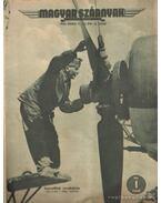 Magyar Szárnyak 1944. 12. szám június - Jánosy István