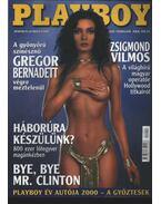 Playboy 2001. február - Hefner, Hugh M., Pósa Árpád