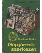 Gépjárműszerkezet - Surányi Endre