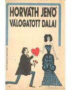 Horváth Jenő válogatott dalai - Horváth Jenő