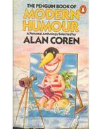 The penguin book of modern humor (angol-nyelvű) - Coren, Alan