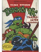 Tini Titán Teknőcök 1993/3. március 20. szám - Clarrain, Dean