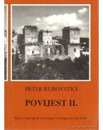Povijest II. - Rubovszky Péter