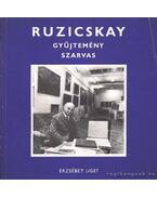 Ruzicskay gyűjtemény, Szarvas - Tóth Lajos