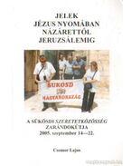 Jelek Jézus nyomában Názárettől Jeruzsálemig - Csomor Lajos