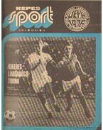 Képes sport 1976. 23. évf. (hiányos) - Kutas István