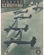 Magyar Szárnyak 1942. 3. szám február - Jánosy István