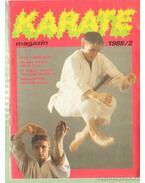 Karate magazin 1988/2. - Szabó Julianna