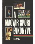 A magyar sport évkönyve 1987 - Ládonyi László