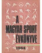 A magyar sport évkönyve 1984 - Ládonyi László