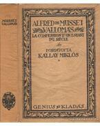 Vallomás - Musset, Alfred de