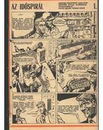 Az időspsirál 1977. (26-46. szám 18. rész) - Martinov, Georgij, Zórád Ernő