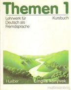 Themen 1. I-II. kötet (Kursbuch + Arbeitsbuch Ausland) - Piepho, Hans-Eberhard