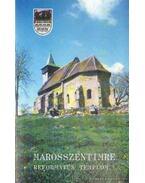 Marosszentimre - Református templom - Szabó Zsolt