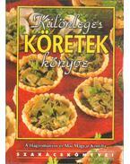 Különleges köretek könyve - Eisenstock Ildikó, Pákozdi Judit